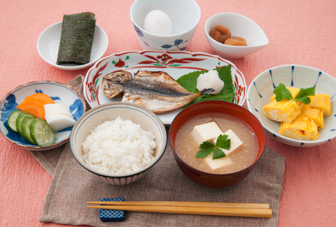 What Is A Typical Japanese Breakfast? Hint: It's Not Japanese Pancakes