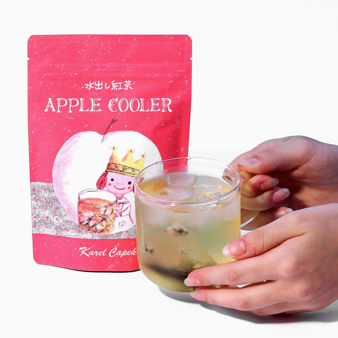 Apple Cooler Cold Brew Tea (8 Bags)