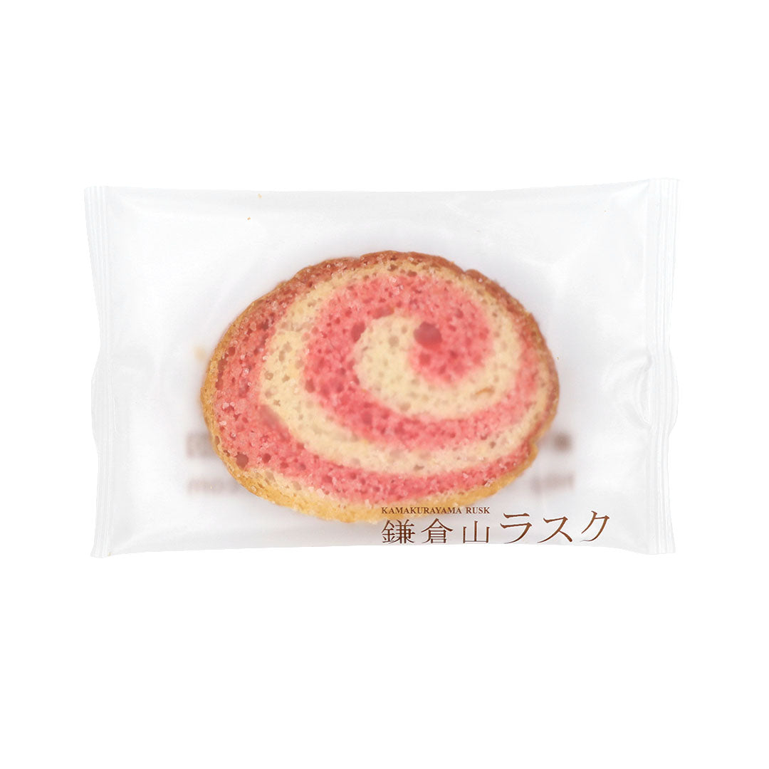 Berry Short Cake Rusk (1 Piece)
