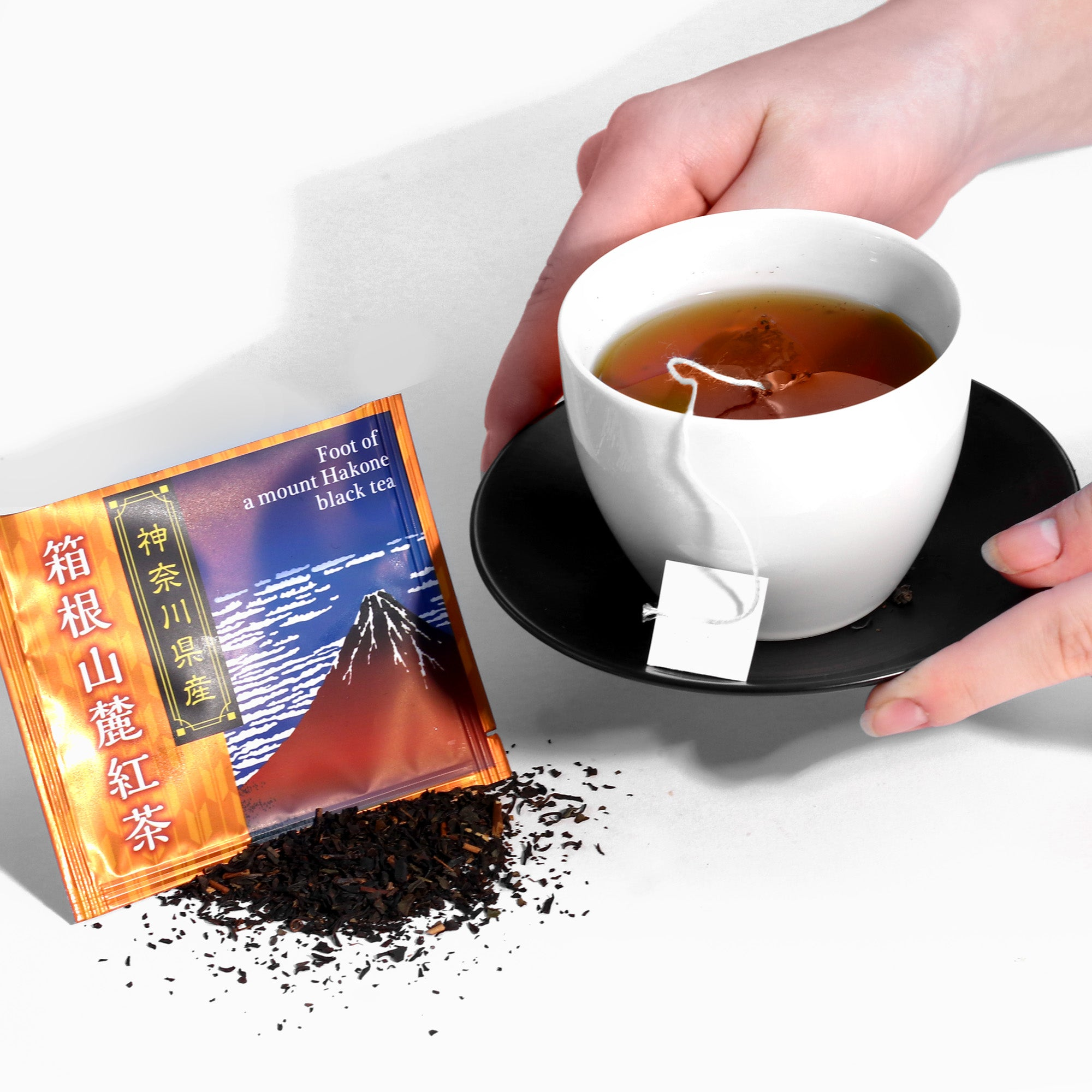 Hakone Sanroku Black Tea Akafuji (1 Bag)