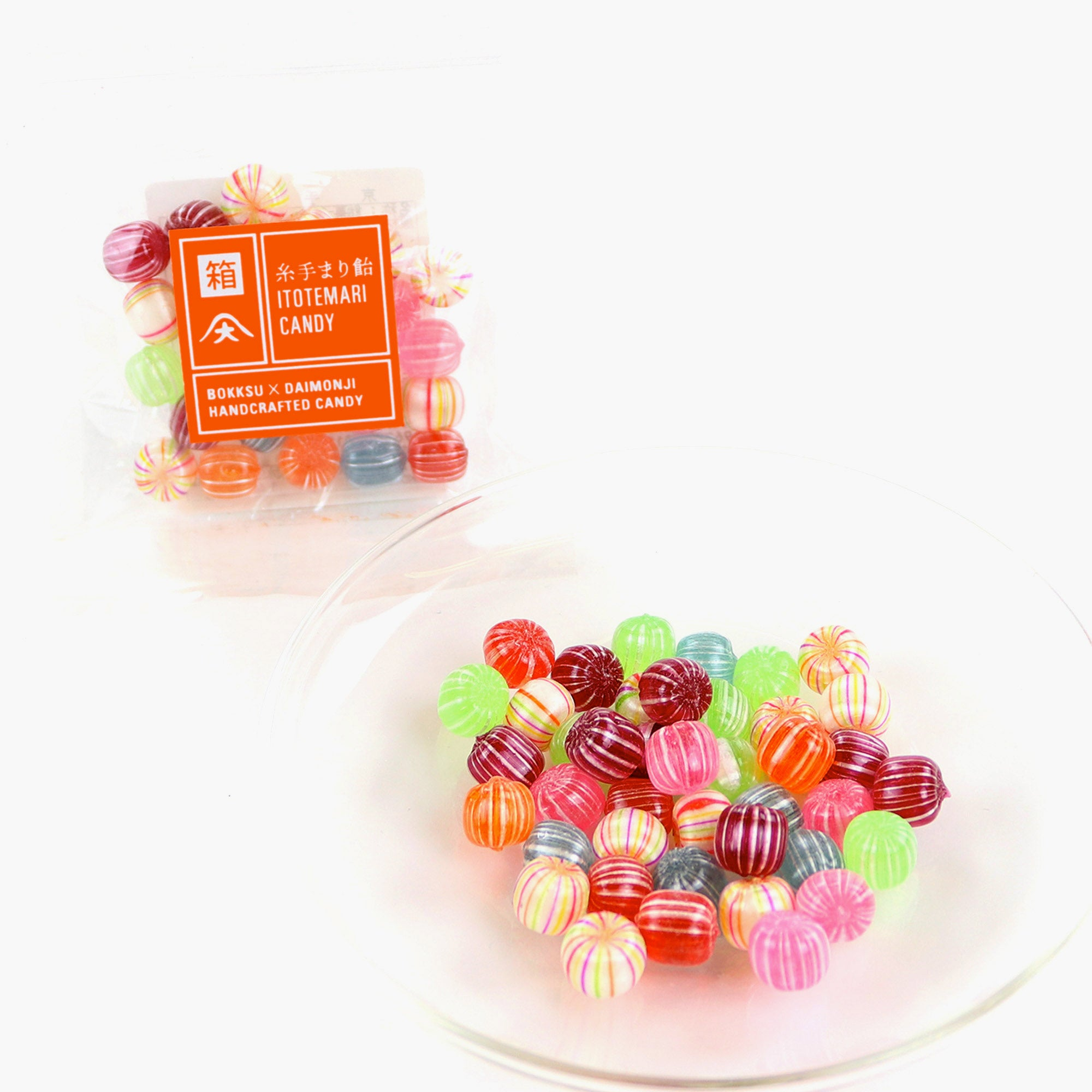 Handmade Itotemari Candy Mix (1 Bag)