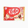 Japanese Kit Kat: New Year's Red & White (14 Pieces)