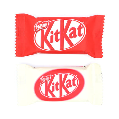 Japanese Kit Kat: New Year's Red & White