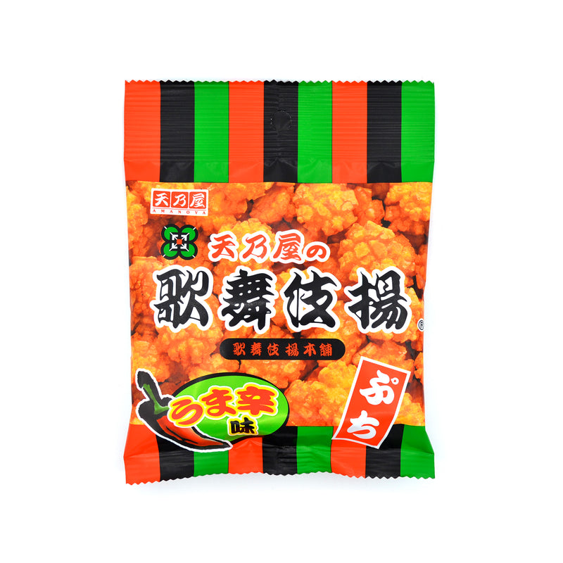 Kabukiage Rice Crackers: Uma Kara Spicy