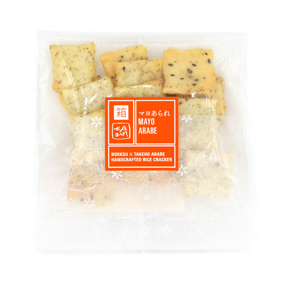 Mayo Arare Rice Crackers (1 Bag)