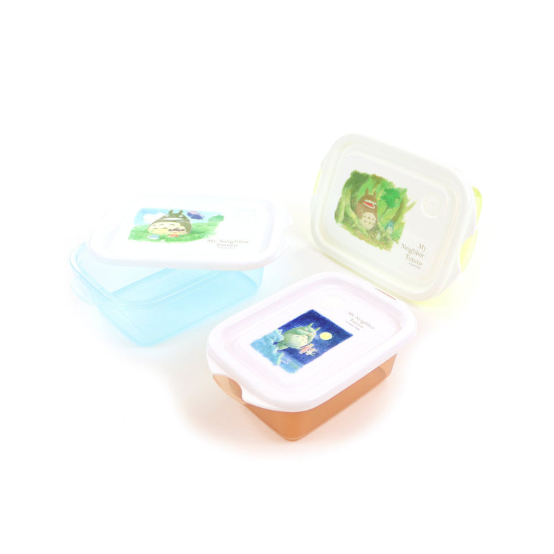 My Neighbor Totoro Food Containers + Towel