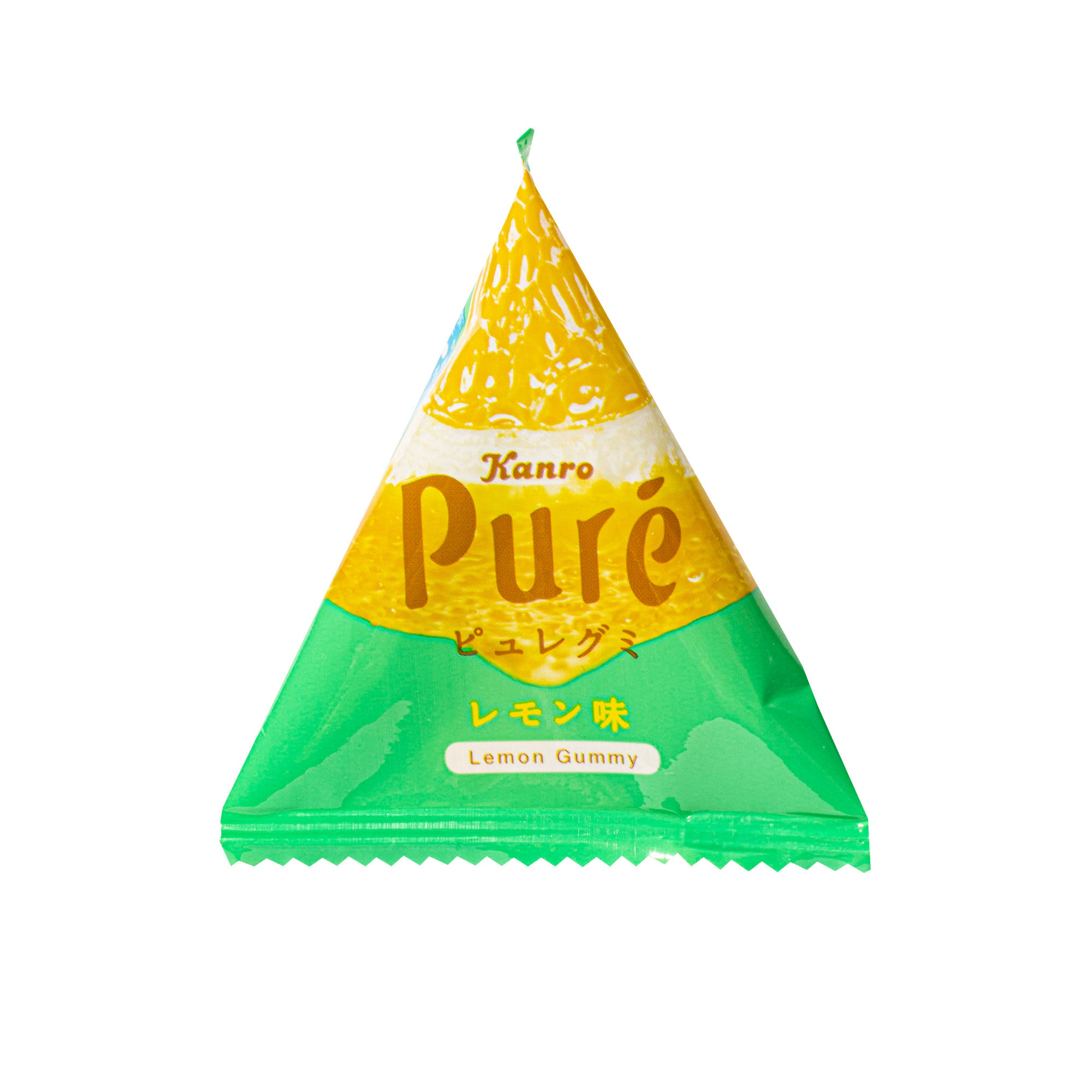 Puré Gummy Petite: Lemon Flavor (24 Packs)