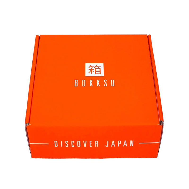 Tasting Bokksu Japanese Snack Subscription Box