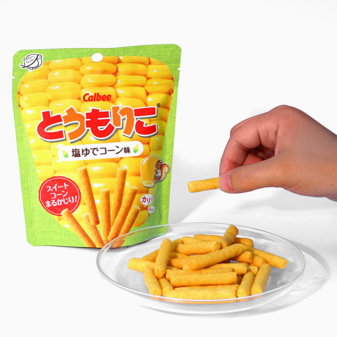 Tomoriko Corn Sticks (1 Bag)
