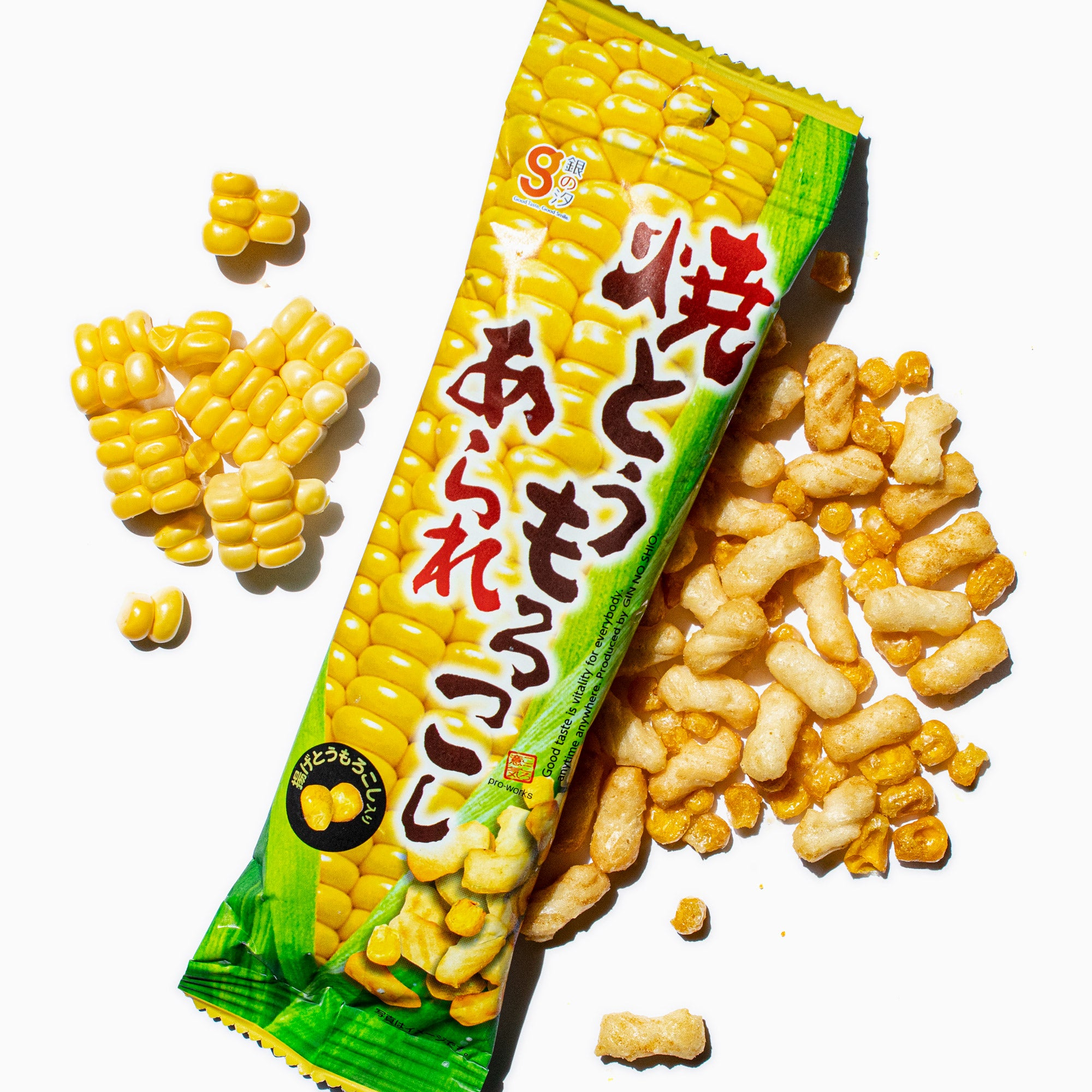 Yaki Tomorokoshi Corn Arare