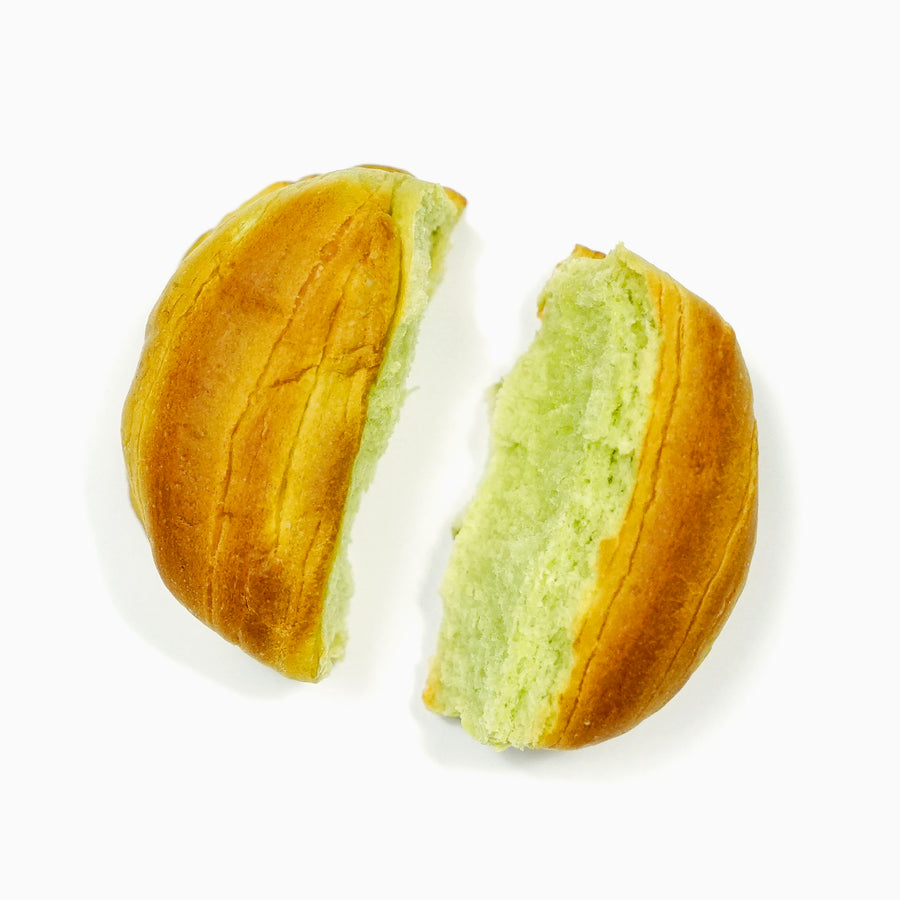 Natural Yeast Bread Matcha (1 Piece)