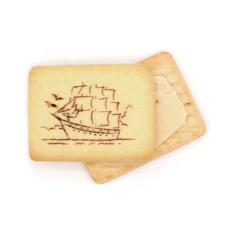 Yokohama Butter Sandwich Cookie (8 Pieces)