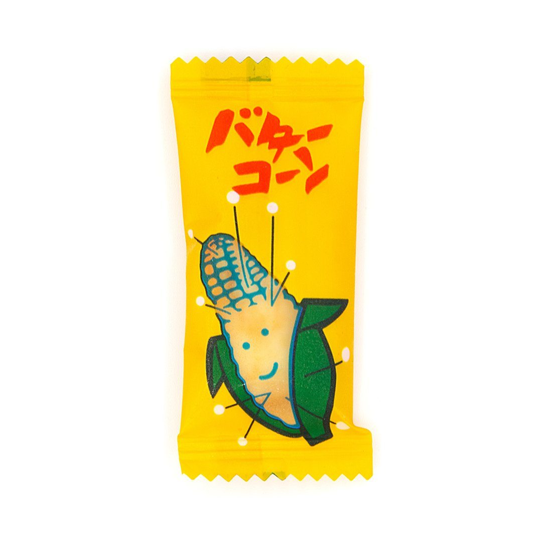 Market - Butter Corn Rice Cracker (122 Pieces)