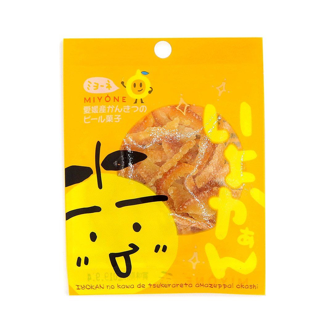 Market - Candied Iyokan Peel (1 Bag)