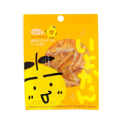 Candied Iyokan Peel package