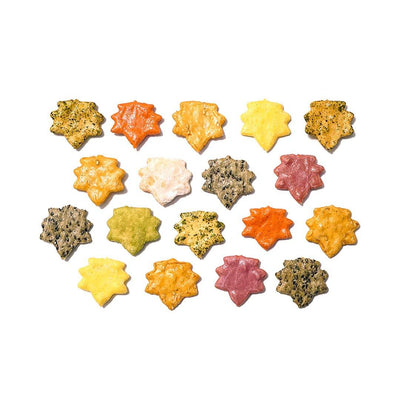 Market - Fall Foliage Senbei Rice Crackers (1 Bag)