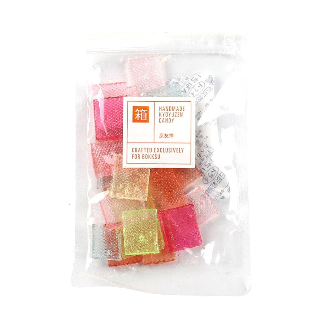 Handmade Kyoyuzen Candy Mix (1 Bag)