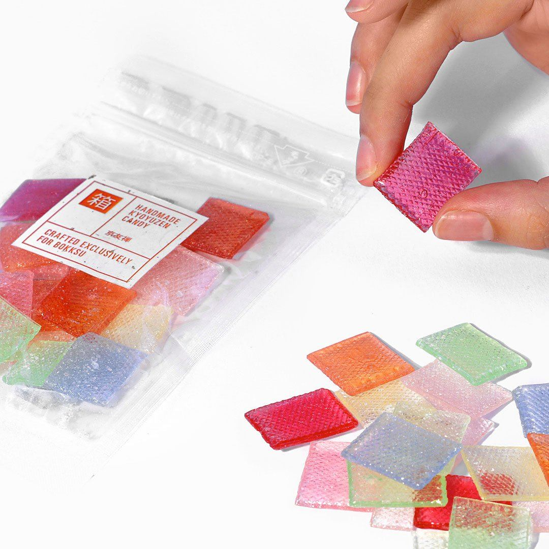 Market - Handmade Kyoyuzen Candy Mix (1 Bag)