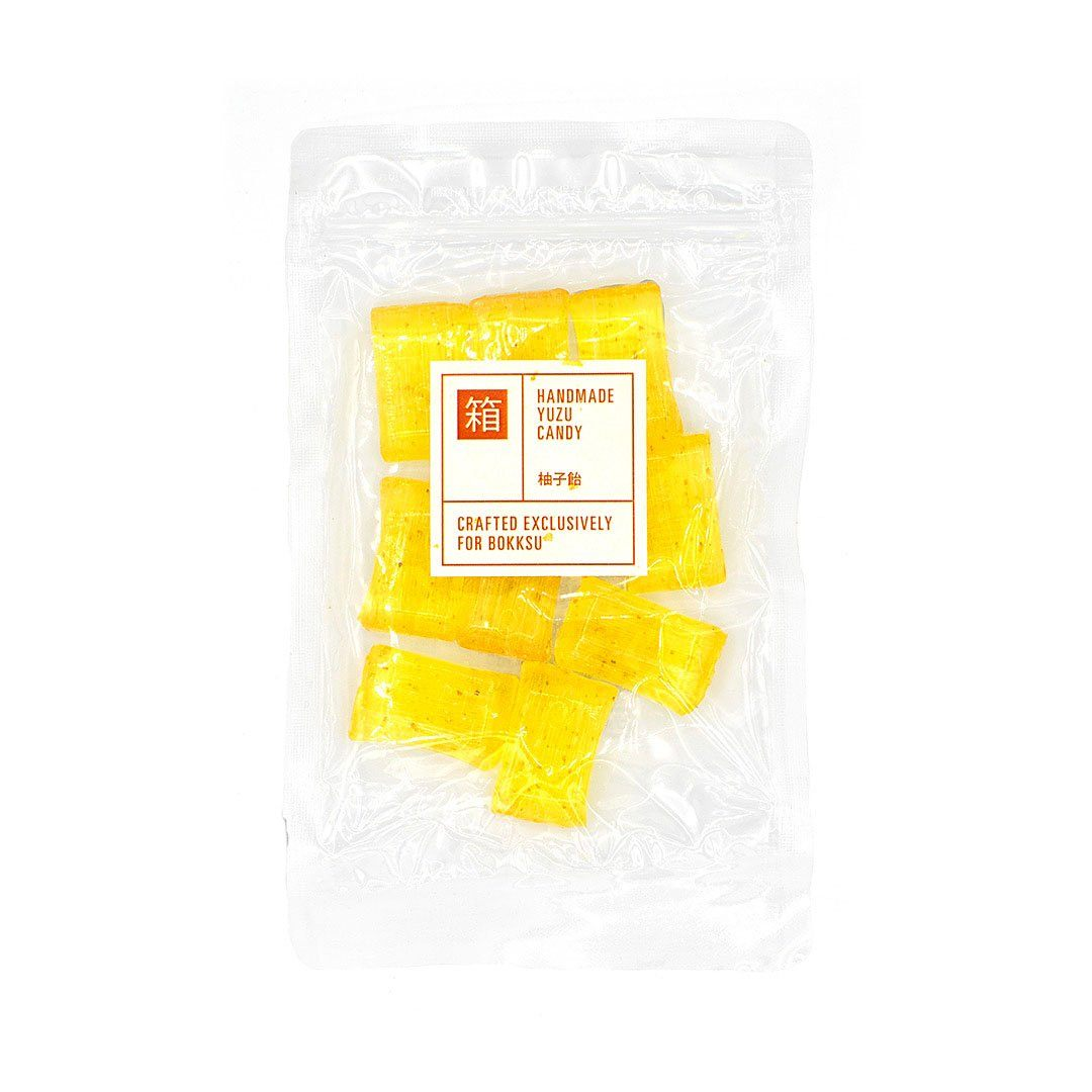 Handmade Yuzu Candy (1 Bag)