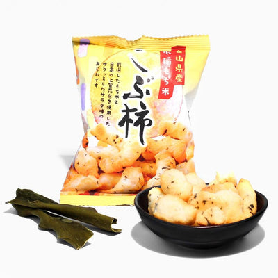 Market - Kakimochi Mochi Rice Crackers: Kobukaki (8 Packs)
