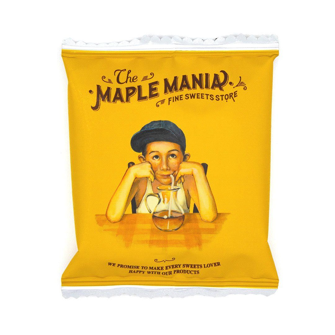 Market - Maple Butter Cookie (18 Pieces)