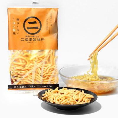 Market - Men Zakuzaku Ramen Sticks: Gyutan + Salt Flavor (1 Bag)