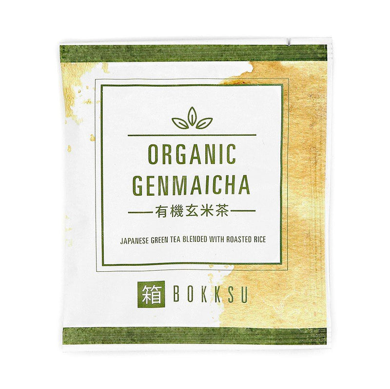 Organic Genmaicha Tea (1 Bag)