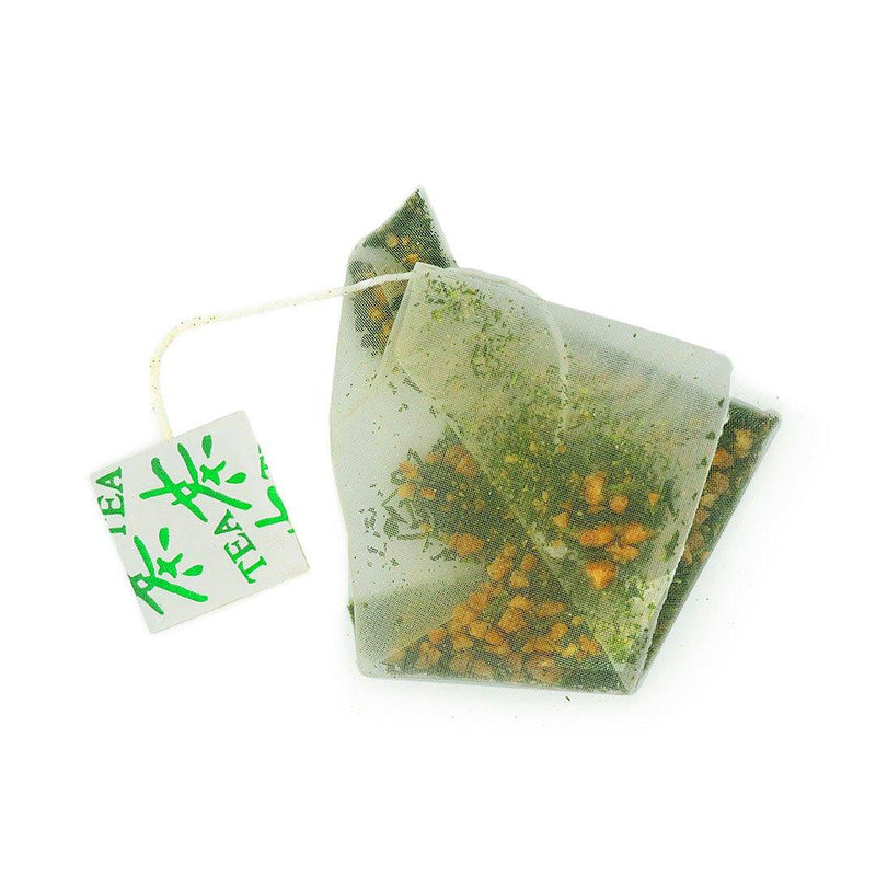 Organic Genmaicha Tea package