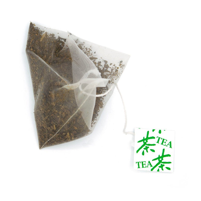 Organic Hojicha Tea Package
