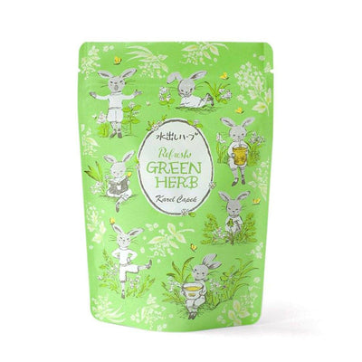 Market - Refresh Green Herb Cold Brew Tea (8 Bags)