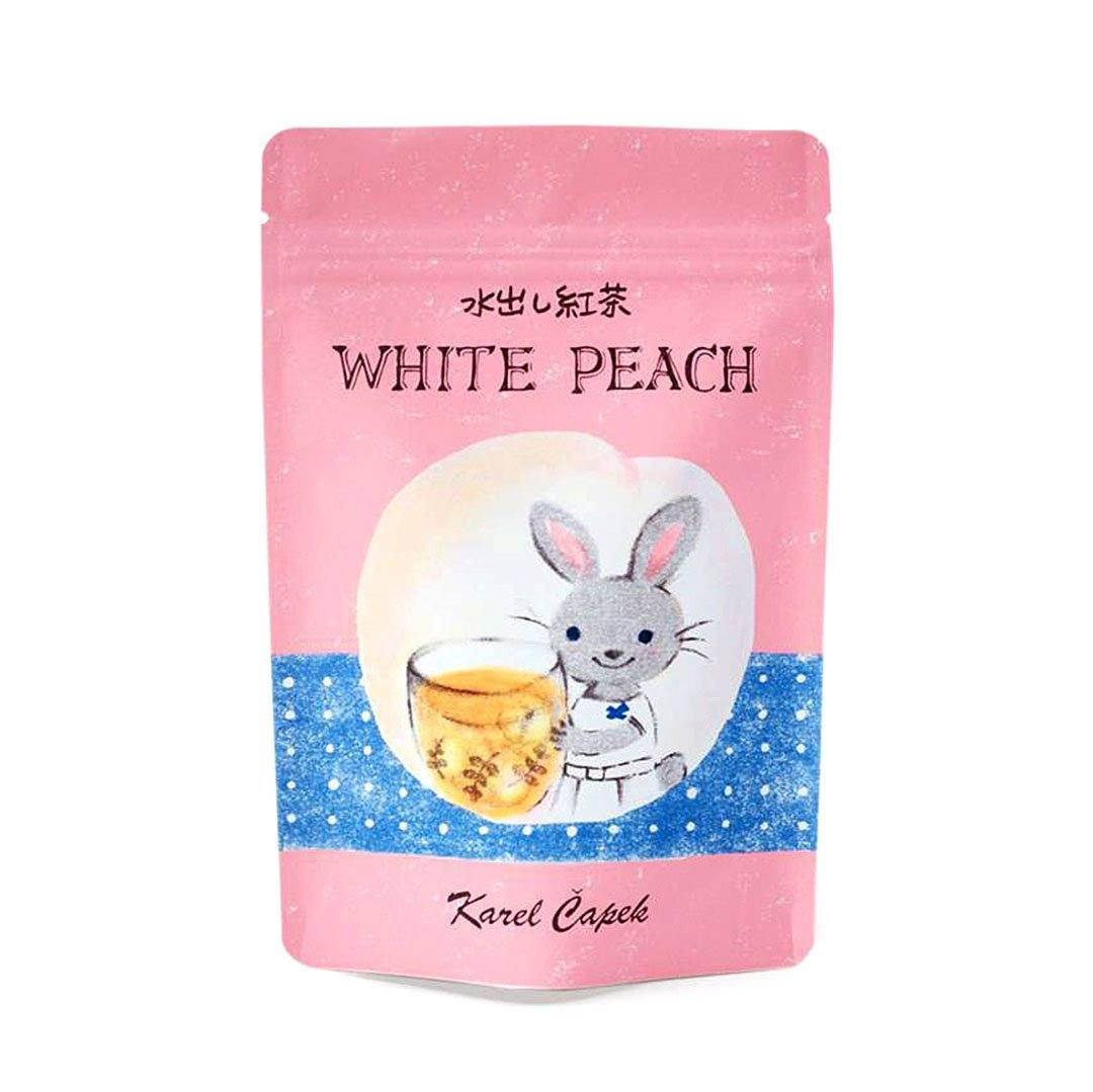 Market - White Peach Cold Brew Tea (8 Bags)