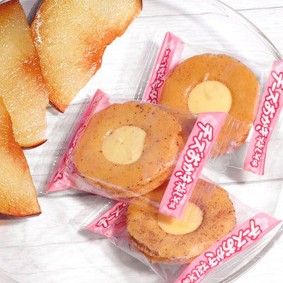 Past Snack - Cheese Okaki: Plum Flavor (1 Piece)