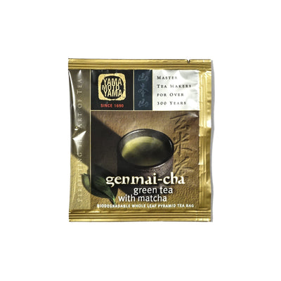 Past Snack - Genmaicha Green Tea 抹茶入玄米茶