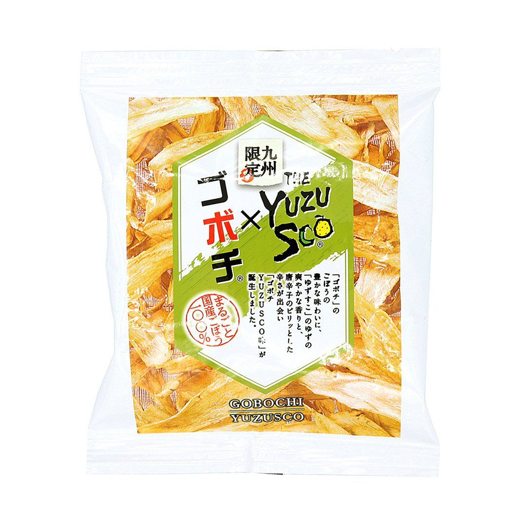 Past Snack - Gobochi Yuzusco