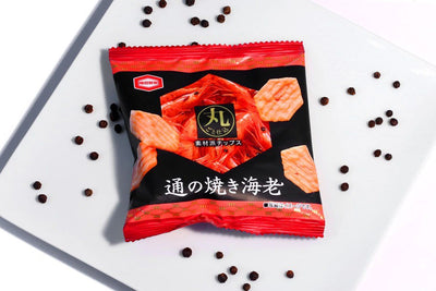 Past Snack - Gourmet Shrimp Chips