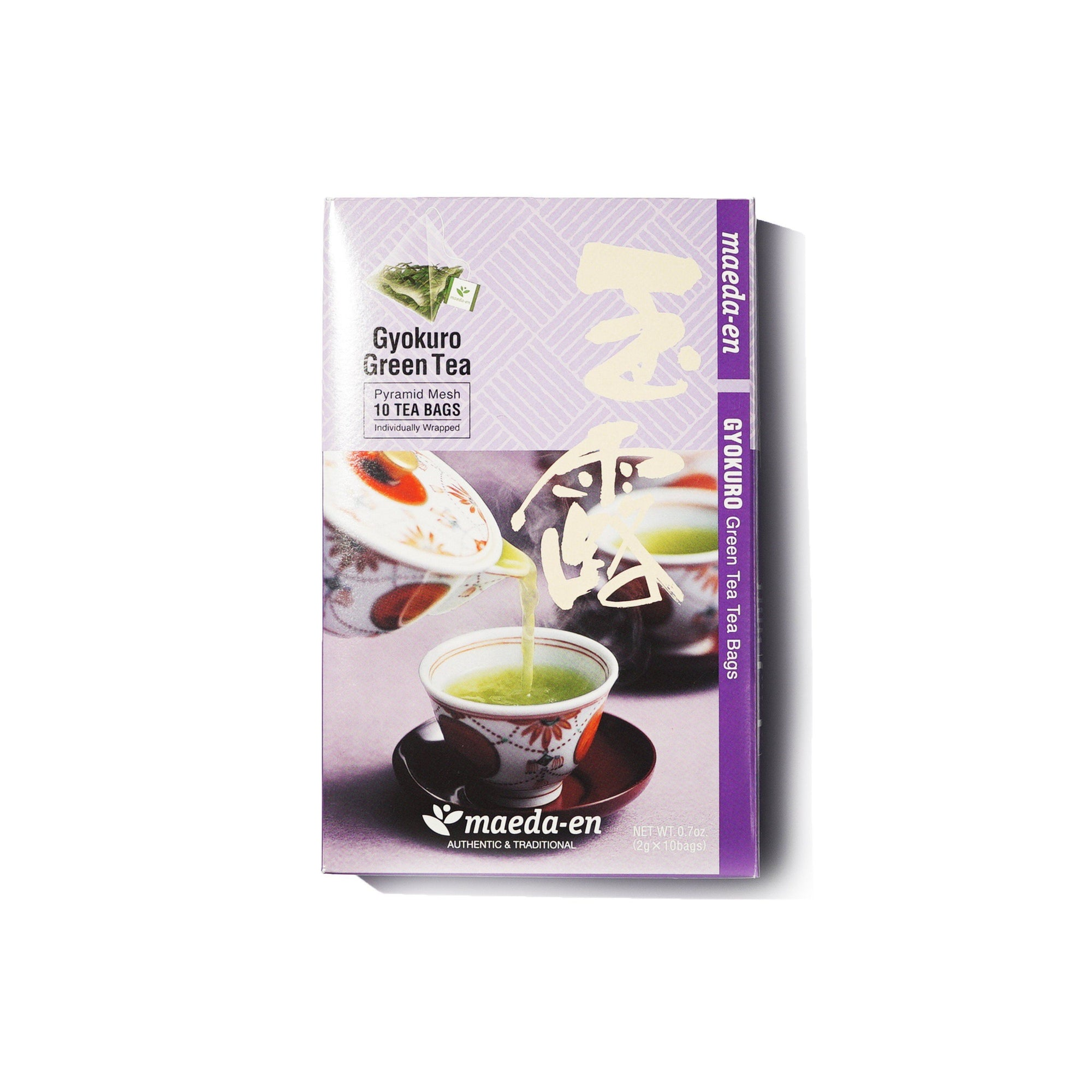 Gyokuro Green Tea 玉露