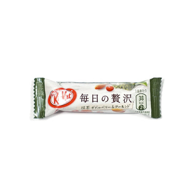 Past Snack - Japanese Kit Kat: Matcha Double Berry And Almond
