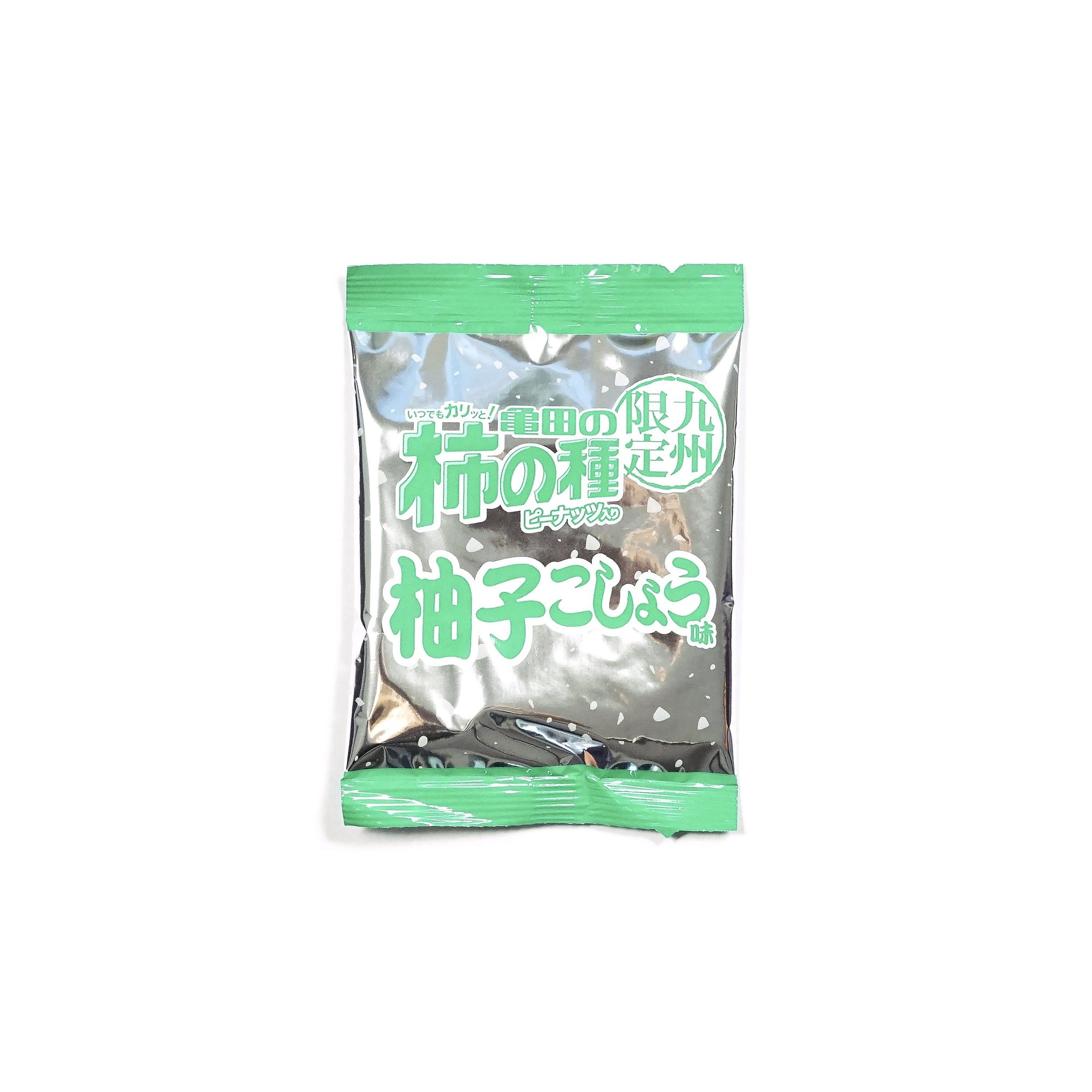 Past Snack - Kakinotane Yuzu Pepper (5 Packs)