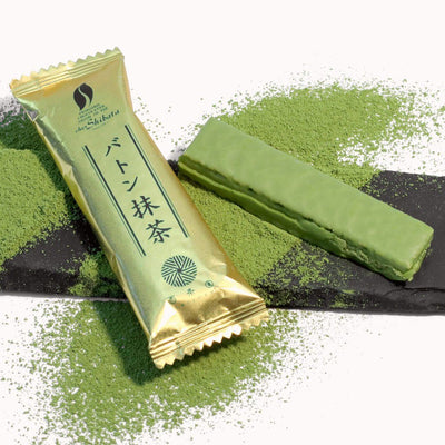 Past Snack - Matcha Baton Crunch