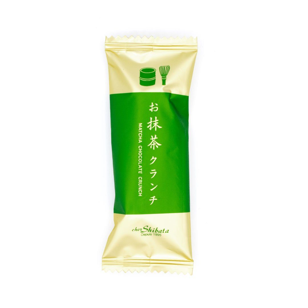 Past Snack - Matcha Crunch