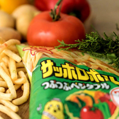 Past Snack - Sapporo Vegetable Potato Sticks