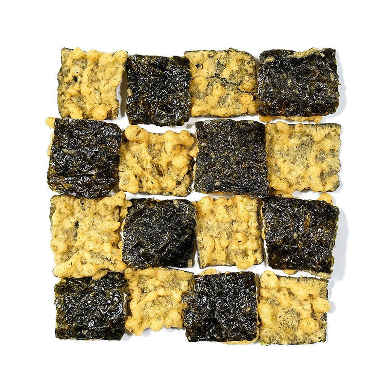 Past Snack - Seaweed Tempura: Blue Cheese Flavor