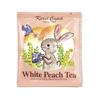 Past Snack - White Peach Tea
