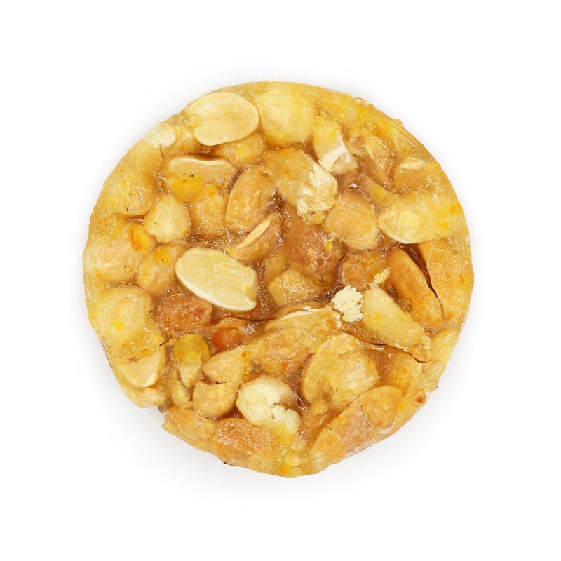 Yuzu Peanut Brittle (8 Pieces)