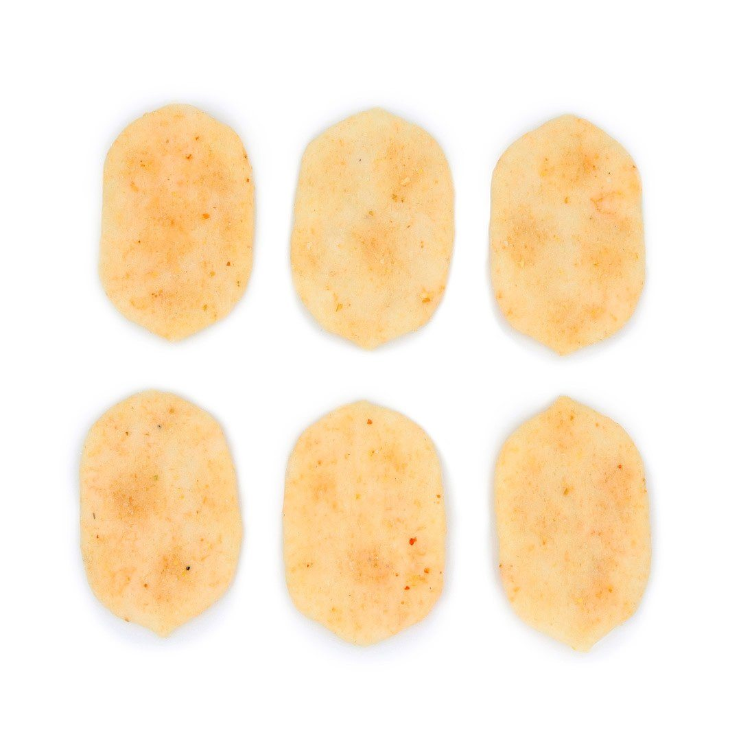 Yuzu Pepper and Shrimp Senbei (5 Packs)