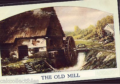 Early Post Card-The Old Mill - Cakcollectibles