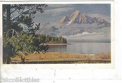 Mt. Moran-Grand Teton National Park-Wyoming - Cakcollectibles