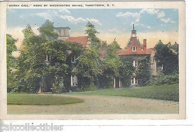 """Sunny Side"",Home of Washington Irving-Tarrytown,New York - Cakcollectibles"