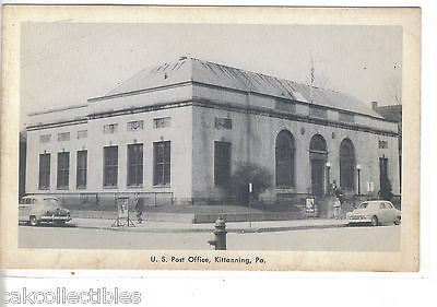 U.S. Post Office-Kittanning,Pennsylvania - Cakcollectibles - 1