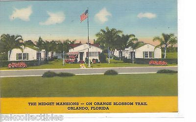 The Midget Mansions-Orlando,Florida #2 - Cakcollectibles - 1